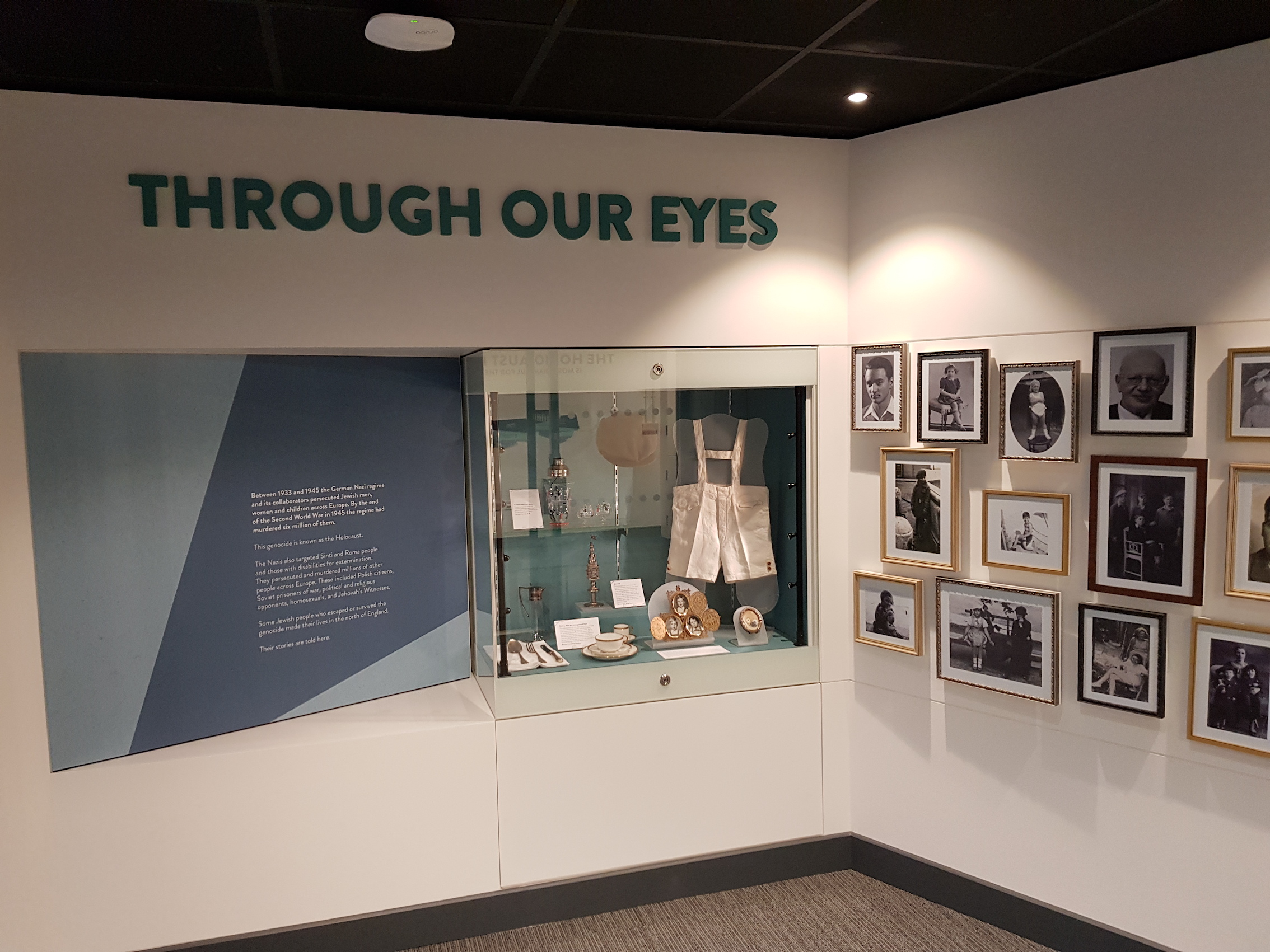 The Holocaust Exhibition & Learning Centre